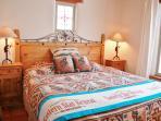 Third bedroom: king + twin bed