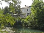 Bed and breakfast 'Antica Dimora Stucky'vista Fiume Sile