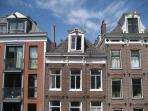 Fully independent apartment in center of Amsterdam