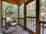 Screened Private Porch