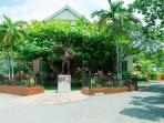 Visit the Bob Marley Museum about 5 mins drive away
