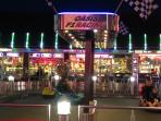 Fun Rides for chidren at Beach Road Hemsby Amusements
