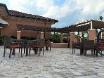 Resort Bar/Food Area