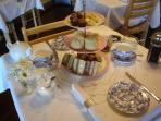 High Tea available with prior notice