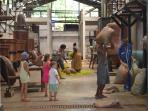 ballade à la distillerie d'Ylang Ylang à 30 min de la ville