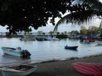 Port de pêche professionnel de la commune du MOULE