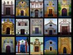 VISTA DE MONUMENTOS, SANLUCAR DE BARRAMEDA