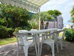 Oasi Garden Suites - La Conigliera: il patio