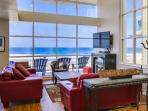 Living Room Ocean View