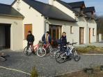 6 vélos à votre disposition gratuitement