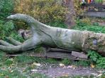 Christiania, Sculpture,.