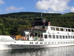 Windermere Lake Cruises perfect for getting a different perspective