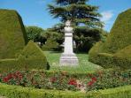 Public Gardens in Pons