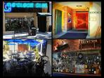 Jazz clubs within walking distance