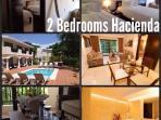 2 Bedrooms Hacienda (3 Rooms)