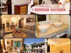 1 Bedroom Hacienda (2 Rooms)