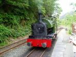 Talyllyn steam railway