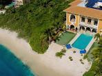 Hacienda Kukulkan Aerial View