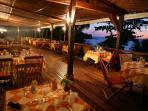 Salle de restaurant Gril del Sol