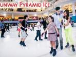 Directly linked with Sunway Pyramid Tower, Sunway Lagoon & Sunway Convention Centre