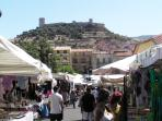 Bosa , open market