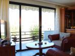 Upper floor Living room
