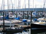 Boat Haven in Port Townsend