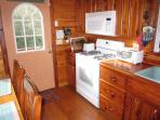 Cedar litchen with all appliances