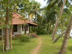 Cottage in Coconut Island.