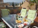 Roof Terrace Dinning