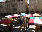 Market Villefranche de-Rouergue