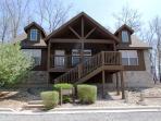 Tomahawk Cabin- 2 Bedroom, 2 Bath Stonebridge Golf Resort Lodge