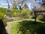 Kenchington Lodge - Private Gardens