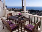 A big terrace