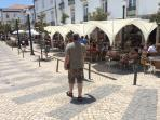 Tavira - described by Lonely Planet as of the Venice of the Algarve