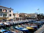 Il porto di Bardolino/Bardolino's port