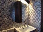 Casa de banho piso inferior