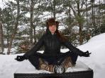 Winter Zen at Muskoka Soul