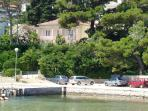 Apartments Malvina on island of Rab - only 20 m near the sea