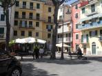 San Terenzo village