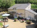 Cottage 4* in Loire Valley