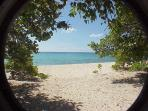 Calypso Cove secluded beach