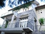 Side look of Villa Babeh