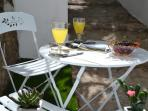backyard / quintal
