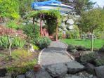 Meditation garden for you