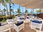 Private Beach Club - Espace de restauration privé