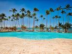 Residence ocean view swimming pool - Piscine privée de la résidence