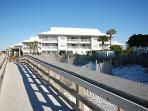 Beachside Villas Beach Walk Exterior