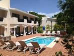 Hacienda private Pool (1 or 2 bedrooms)