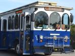 Ride the Island Trolley!